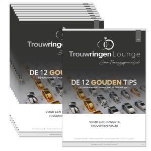 De 12 gouden tips - bij aankopen van trouwringen en relatieringen