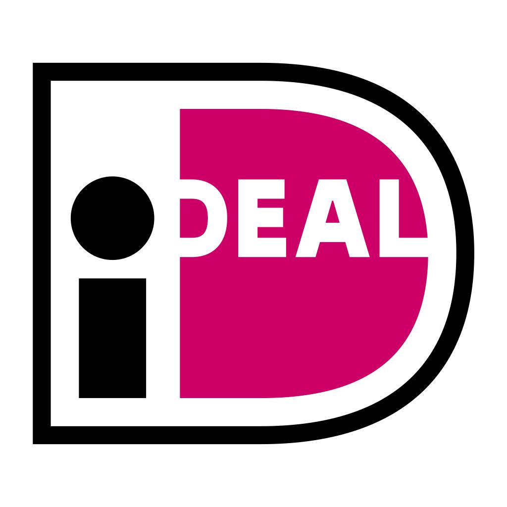 Je kunt betalen via iDEAL