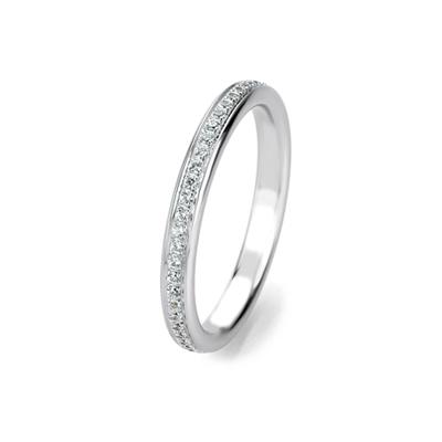 trouwringen met diamant